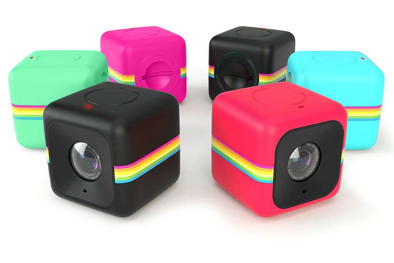 Polaroid 寶麗萊 Cube+ 迷你運動攝影機 運動攝影機 攝影機 公司貨