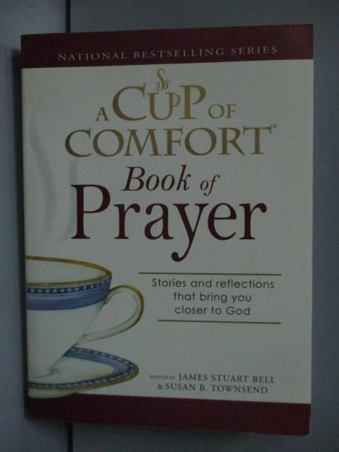 ~書寶 書T9/原文書_LNS~A Cup of Comfort Book of Pray