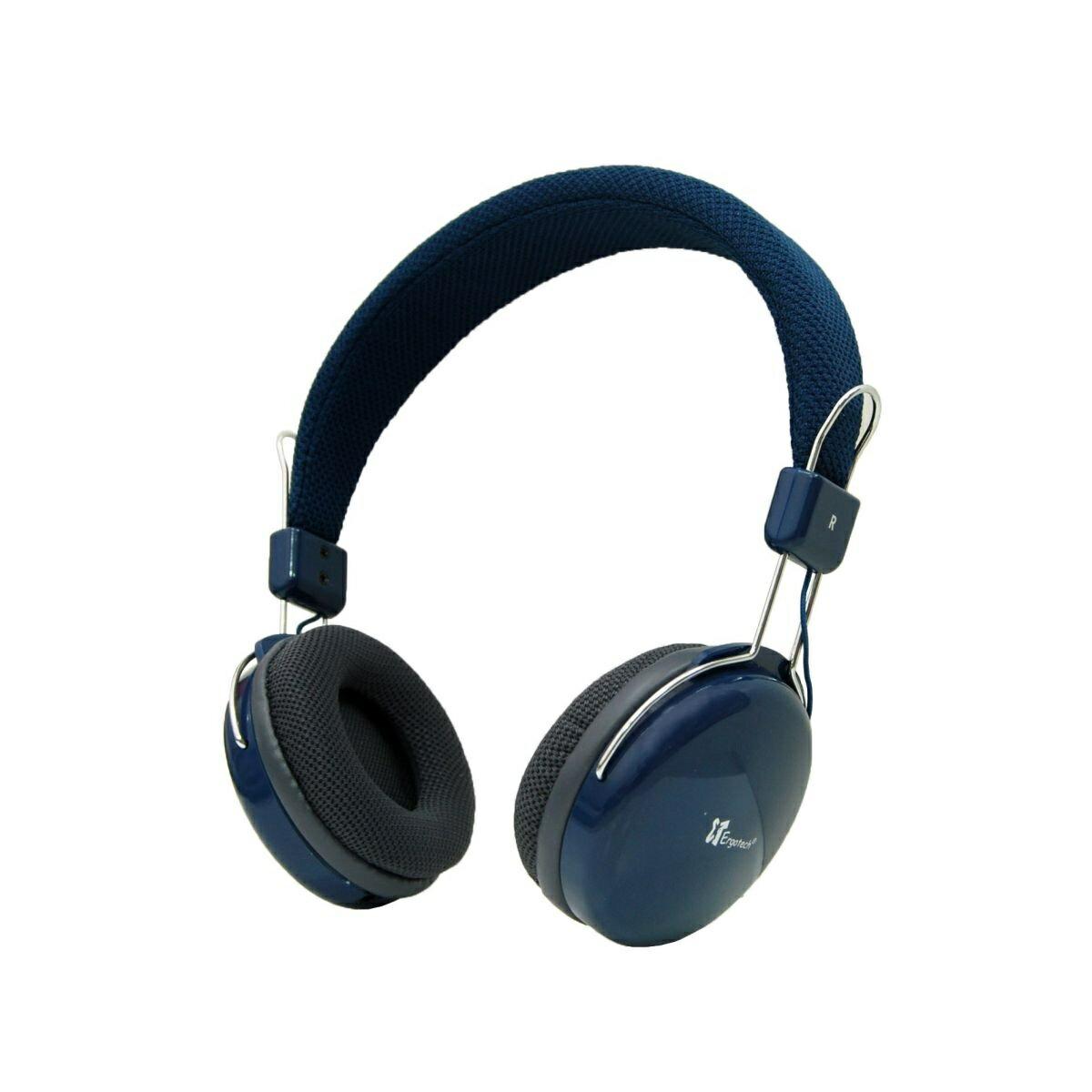 人因 E382 頭戴式三用耳機麥克風