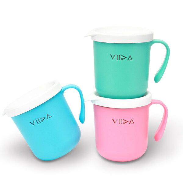 【奇買親子購物網】VIIDASoufflé抗菌不鏽鋼杯