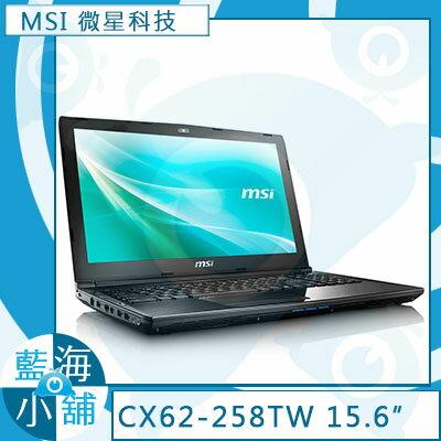"MSI 微星 CX62-258TW Core i5-6300HQ∥GT940M獨顯2G 128G+1TB混碟∥15.6"" Full HD∥Win10 筆記型電腦"