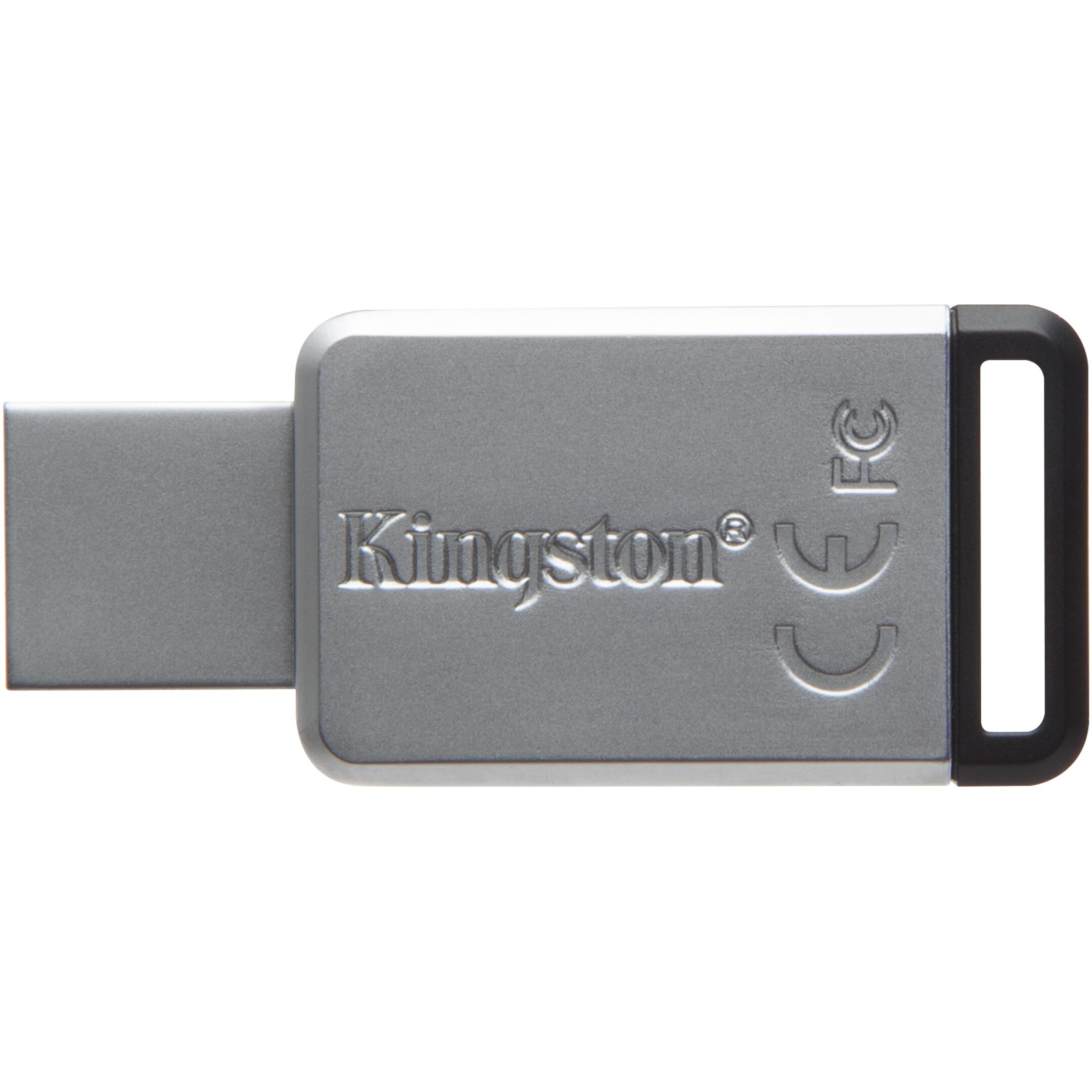 Kingston 128GB DataTraveler 50 128G DT50 USB 3.1 Gen 1 USB 3.0 110MB/s Flash Pen Thumb Drive DT50/128GB 2