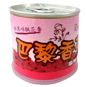 德技 巴黎香芬 固體濃縮芳香劑-愛戀粉玫瑰 120g