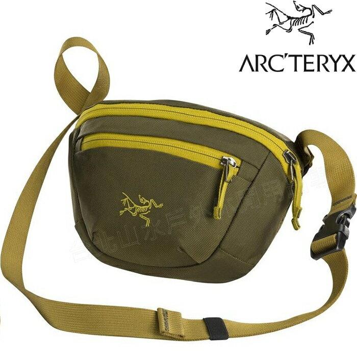 Arcteryx 始祖鳥 Maka 1 側背包 肩包 腰包 17171 叢林綠 Arc'teryx