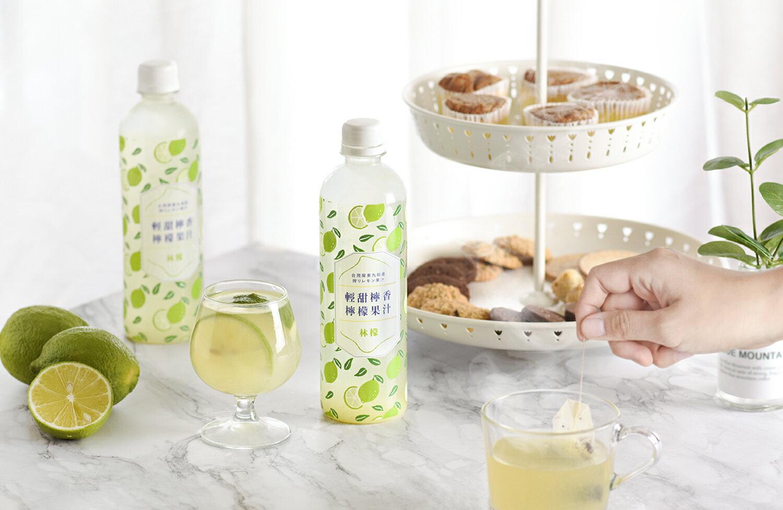 招牌檸檬汁 輕甜檸香+純萃檸香 500ml 各3入