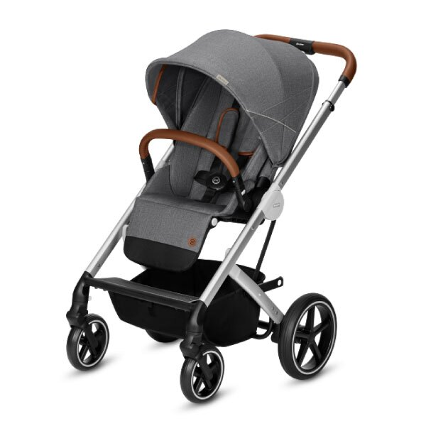 Cybex Balios S 雙向嬰兒手推車-單寧款(3色可選) 1