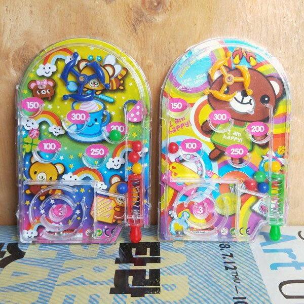 【aife life】A4176 彈珠台(迷你)/古早味懷舊童玩/益智教具/手眼協調訓練器材/兒童遊戲趣味學生獎品/贈品禮品
