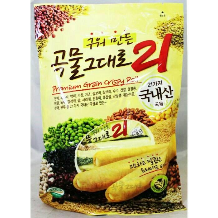 [韓果零食]21種穀物棒 / 能量棒 1