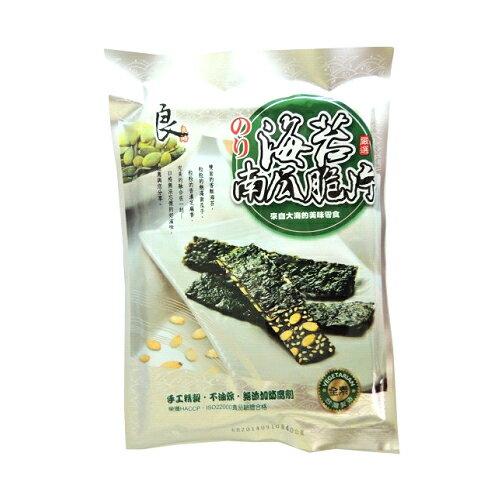 良澔海苔南瓜脆片40g【愛買】