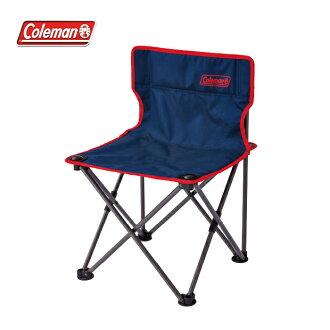 【露營趣】中和安坑 Coleman CM-26851 吸震摺椅/海軍藍 摺疊椅 童軍椅 休閒椅 露營椅