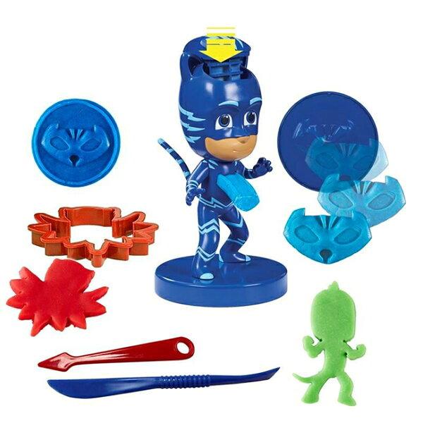 SuperSale【睡衣小英雄PJmasks】小英雄模型黏土組PJ06726