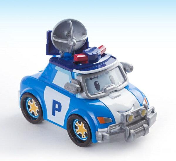 變裝任務系列-波力GearUp-POLI救援小英雄裝備伯寶行