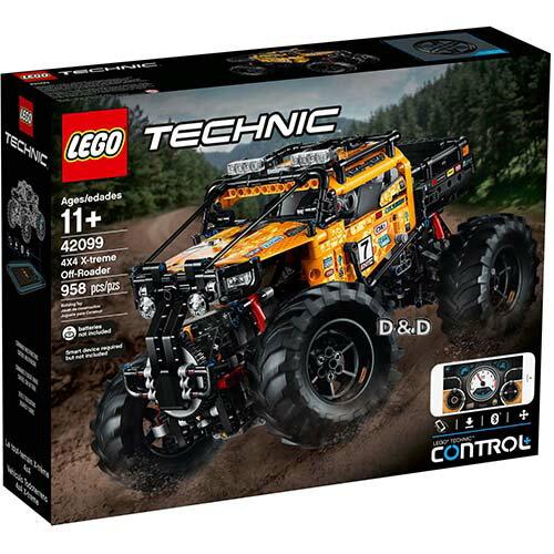 樂高LEGO 42099 科技 Technic 系列 - RC X-treme 遙控越野車 - 限時優惠好康折扣