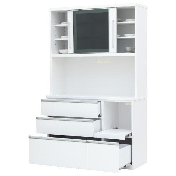 ◎櫥櫃 EDEN2 120KB WH NITORI宜得利家居 4