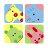 【米菲寶貝】3M-正版公司貨-防滑貼片(動物6入)廁所 浴室 樓梯 安全 止滑貼片 2