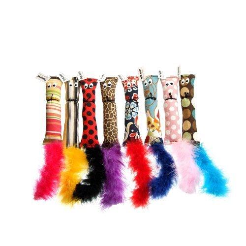 PetCandy貓草玩具-松鼠.添加貓薄荷草 耐咬 耐磨.貓玩具.隨機出貨不挑款
