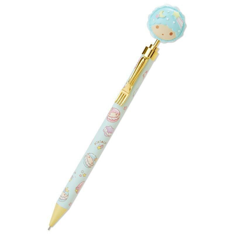 X射線【C594742】雙子星KIKILALA 自動鉛筆-甜點,多色筆/自動鉛筆/中性筆/原子筆/鋼珠筆/自動筆/彩虹筆/色筆/鉛筆