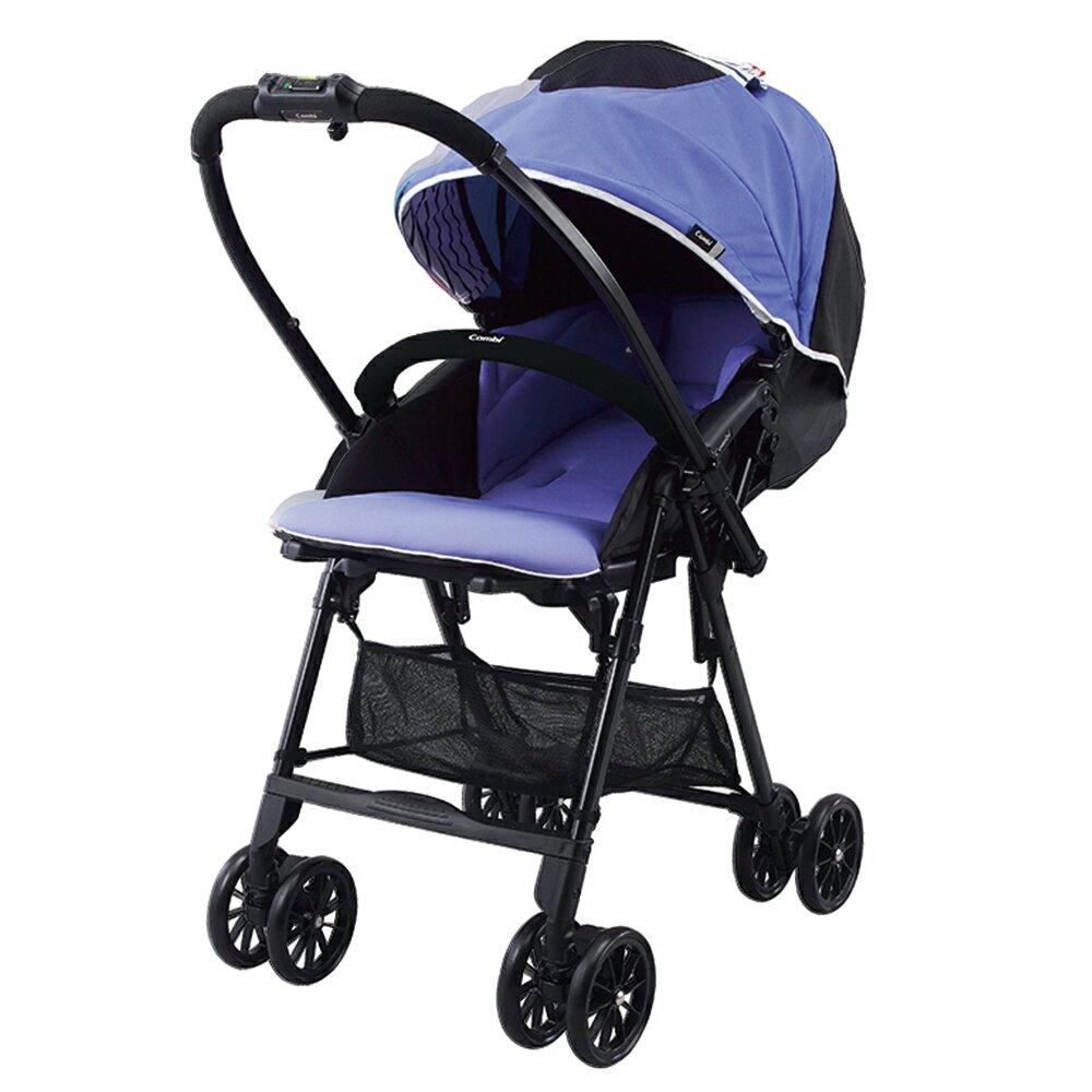 (清倉下殺)Combi Neyo 輕量雙向嬰兒手推車-神秘紫(好窩生活節) - 限時優惠好康折扣