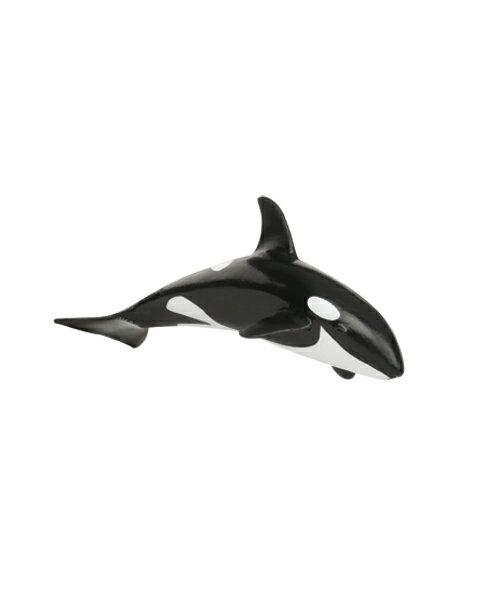 【淘氣寶寶】【美國B.Toys感統玩具】Terra 海洋世界-虎鯨