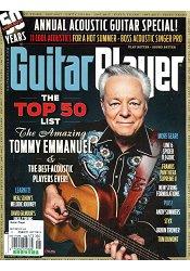 Guitar Player Vol.51 No.8 8月號 2017