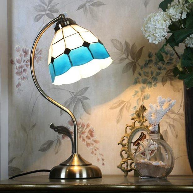 桌燈臥室床頭檯燈裝飾燈具新款溫馨創意個性檯燈全館免運限時優惠