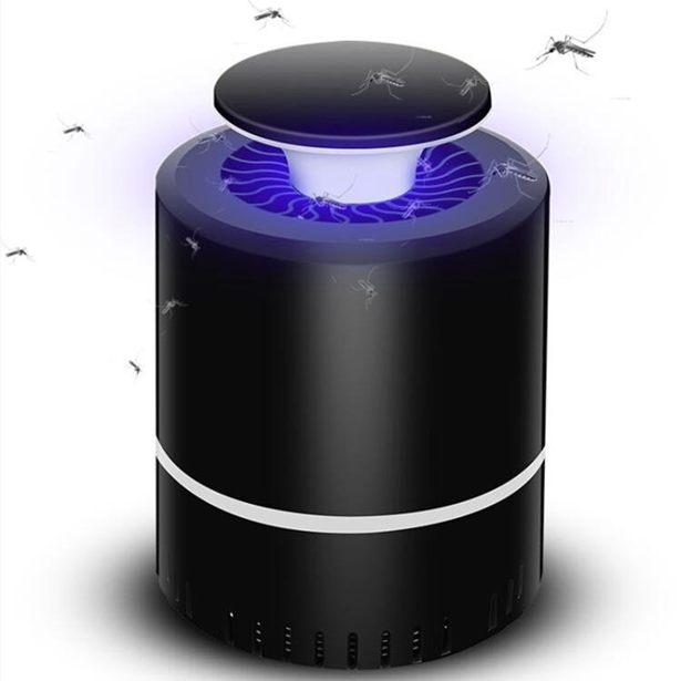 家用室內滅蚊插電式驅蚊器防蚊子臥室嬰兒吸捕蚊神器全自動全館免運限時優惠