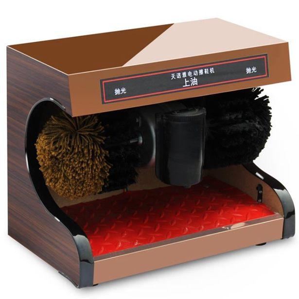 擦鞋機 全自動擦鞋機家用電動刷鞋機器拋光懶人神器感應搽鞋機皮鞋器小型全館特惠限時促銷