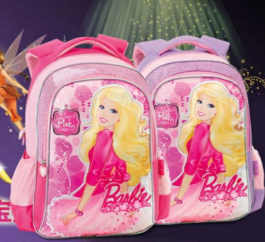 Disney 迪士尼 芭比 兒童書包 後背包小學生書包 小女生最愛
