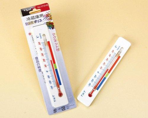SATO日本佐藤 NO.1713 冷藏庫用溫度計 -30°C~+50°C