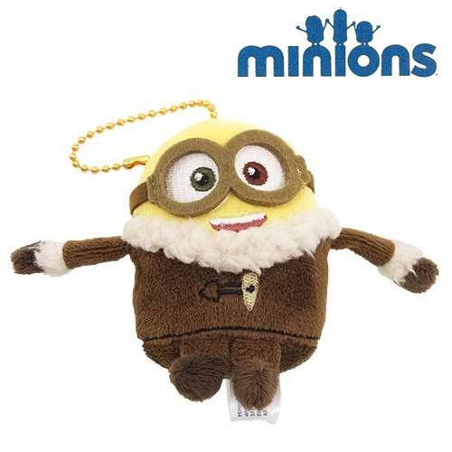 蘿蔔 Bob~  ~ 小小兵 雪衣 玩偶吊飾 珠鍊吊飾 珠鍊鑰匙圈 minions ~ 3