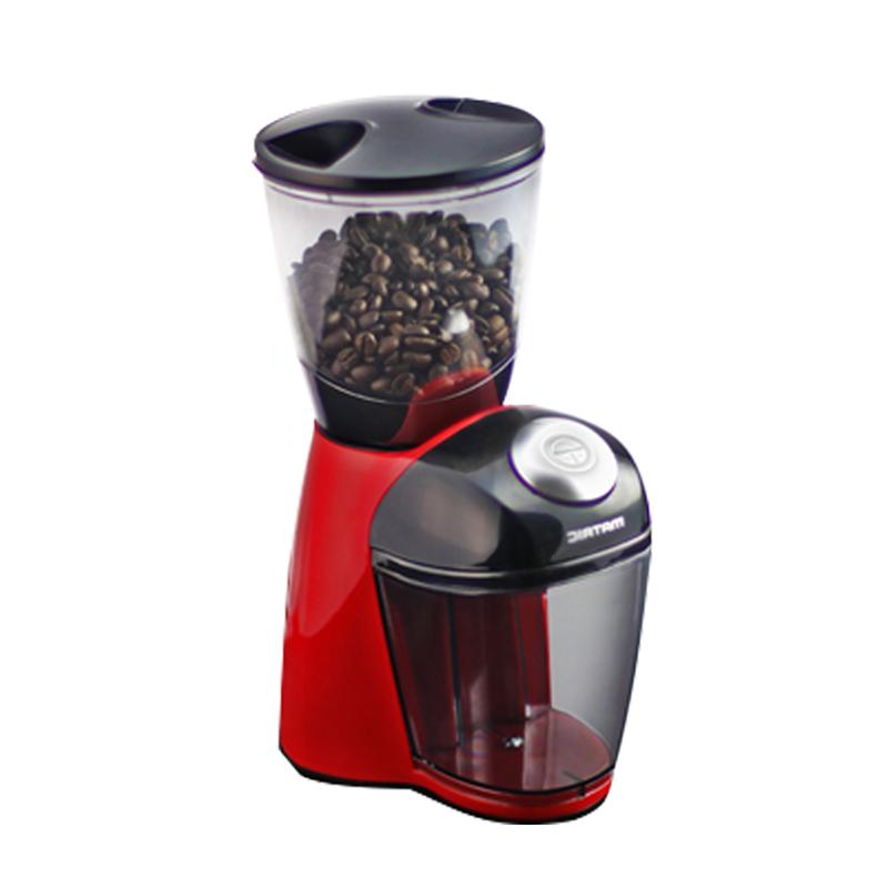 贈清潔刷【松木家電MATRIC磨盤式高效研磨磨豆機】美式咖啡機 蒸餾咖啡機 義式咖啡機 全自動咖啡機 咖啡壺 研磨咖啡機 奶泡機【AB329】 1
