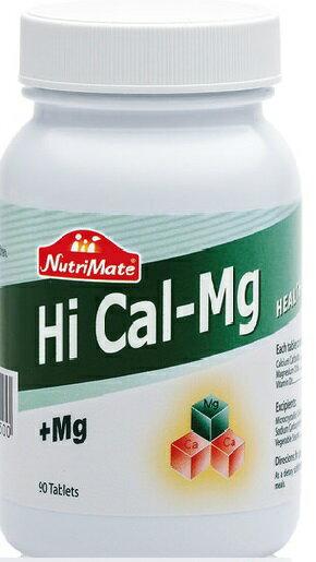 【小資屋】NutriMate 你滋美得 鎂鈣錠(90錠/瓶) 有效日期:2019.2.28