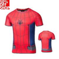 漫威英雄Marvel 周邊商品推薦《限時免運》50%OFF SHOP蜘蛛人返校日英雄內戰最新款漫威歐美系列速乾短T【A014279C】