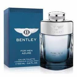 【凱希恩香水美妝】Bentley For Men Azure 賓利藍天淡香水 100ml