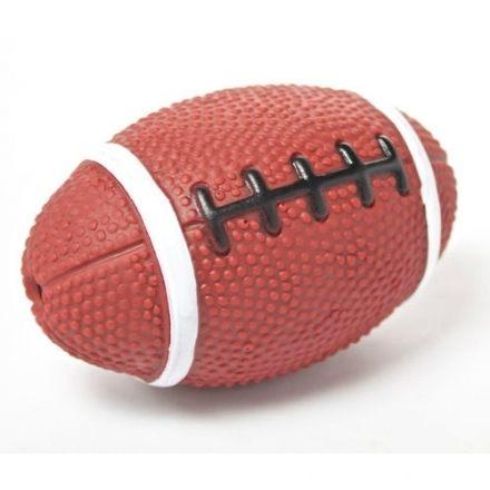 美式橄欖球寵物發聲玩具-翹翹鬍子