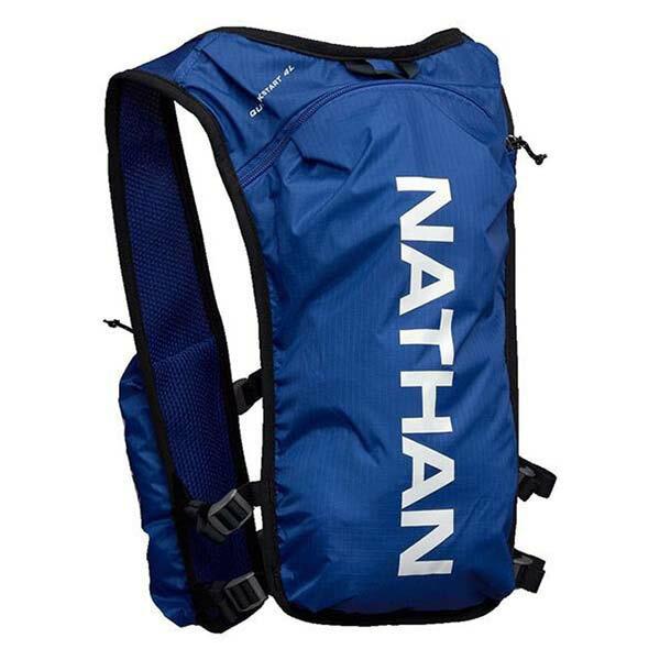《台南悠活運動家》NATHAN QuickStar-NA4196DU 水袋背包 1.5L 海軍藍