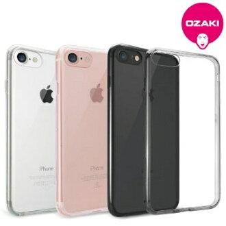 【愛瘋潮】Ozaki O!coat Crystal+ iPhone 7 高透吸震邊框保護殼 手機殼