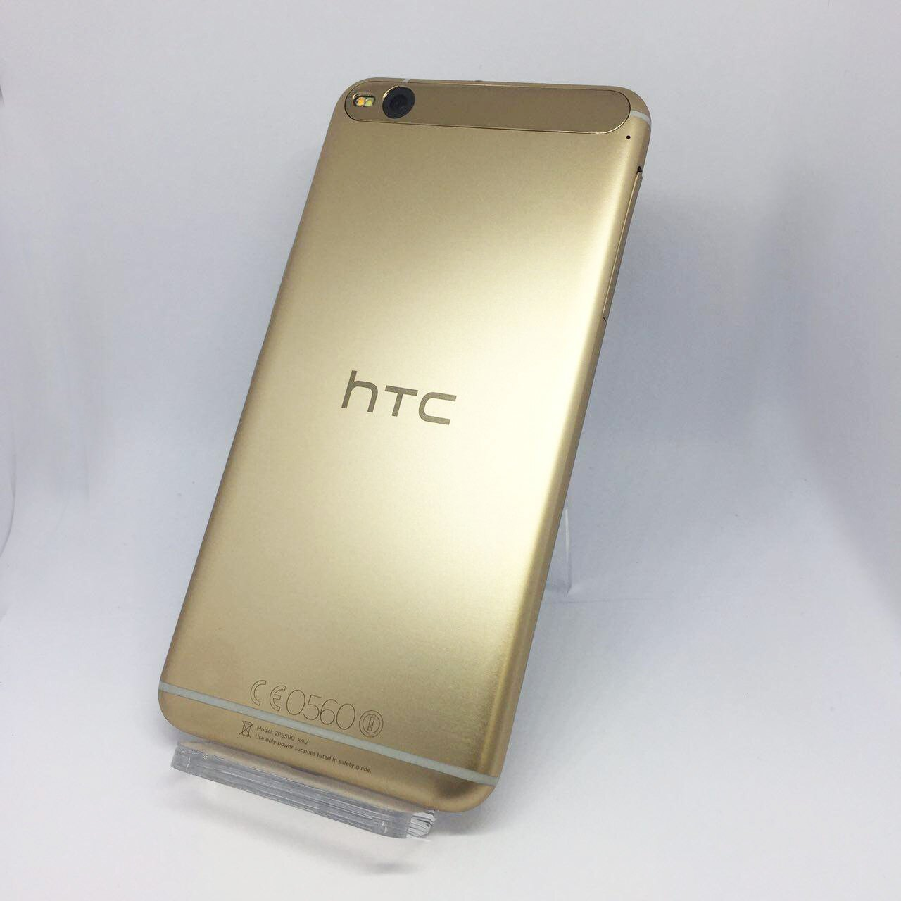 【創宇通訊】HTC ONE X9(X9u) 32G 金色【福利機】