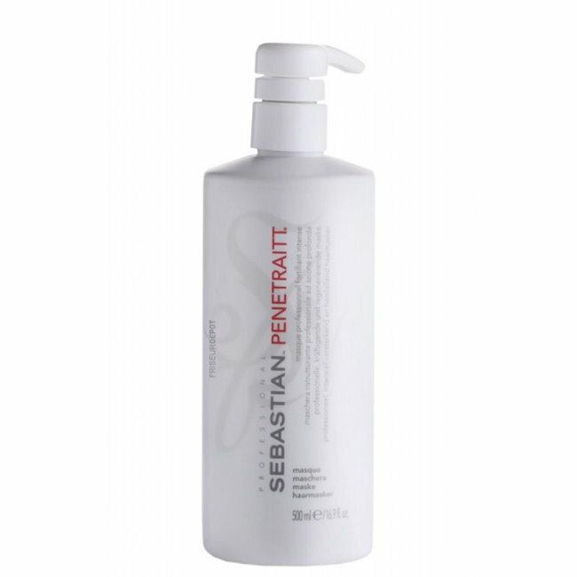 SEBASTIAN 莎貝之聖 造型洗護系列 煥采滋養髮膜500ML