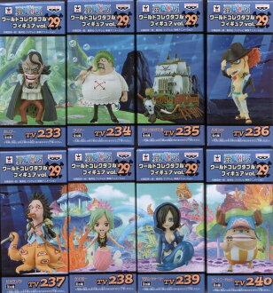 日版金證 WCF 魚人島篇 大全8隻 航海王 海賊王 One Piece VOL.29 喬巴
