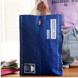 美麗大街【BF303E8E877】旅行信封式衣物收納袋 整理袋