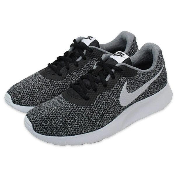 【NIKE】NIKE TANJUN SE 運動鞋 休閒鞋 灰色 (男) -844887010
