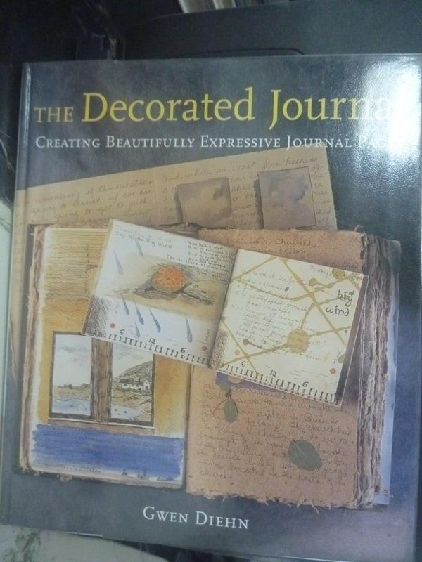 ~書寶 書T6/美工_ZCY~The Decorated Journal_Gwen Die