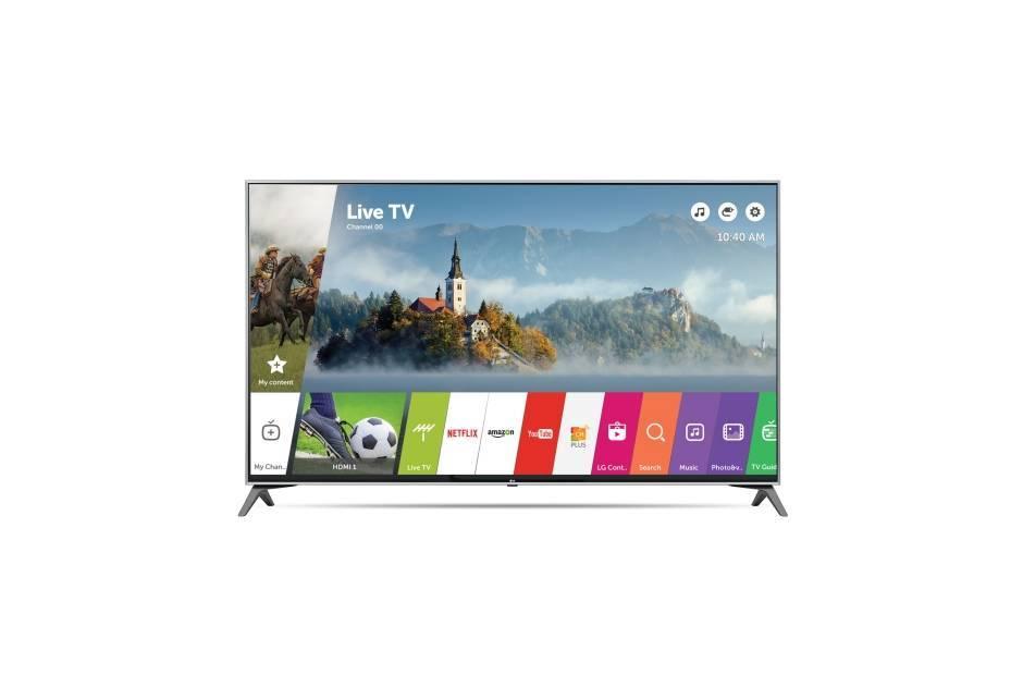 LG 55 Inch 4K Ultra HD Smart TV 55UJ7700 UHD TV