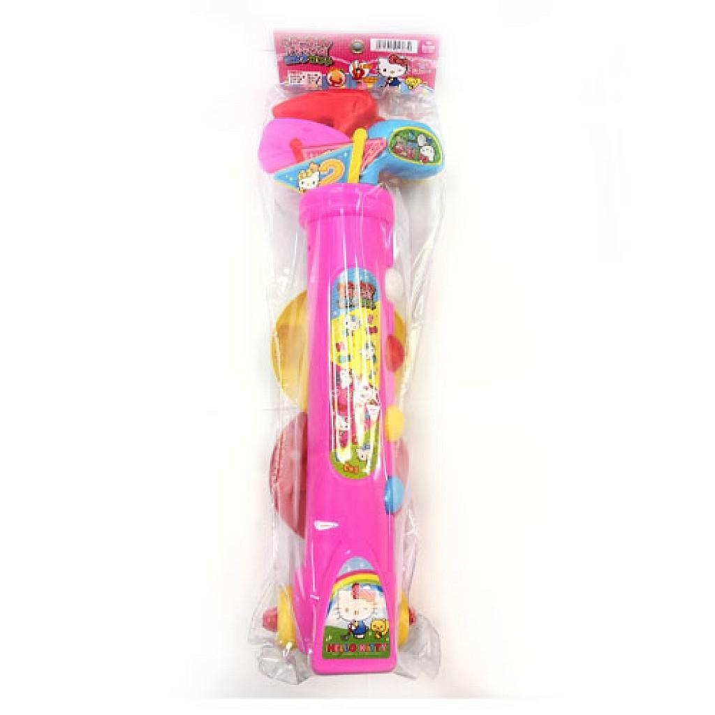 【真愛日本】17022600009高爾夫球推車玩具組-KT Anpanman 麵包超人 玩具 正品 限量 預購