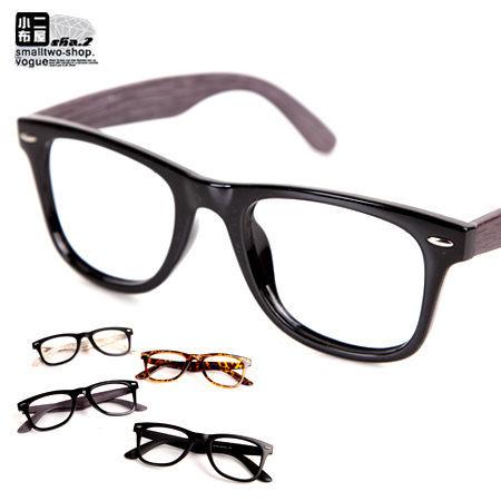 ☆BOY-2☆【NQ-WB78169】時尚粗框眼鏡-4色 現+預 0