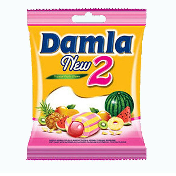 岱瑪菈雙色熱帶水果風味軟糖-90g