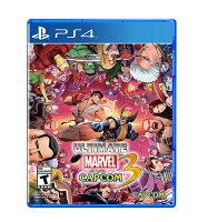 漫威英雄Marvel 周邊商品推薦預購中 3月9日發售  亞版日英文合版  [輔導級]  PS4 ULTIMATE MARVEL VS. CAPCOM 3