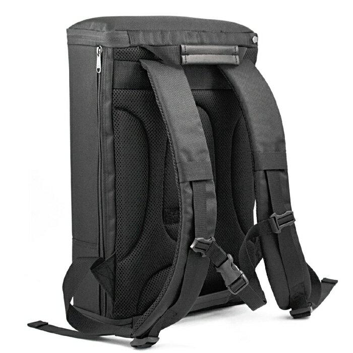 PackChair椅子包 盾牌包 防身包 電腦包 後背包 自助旅行包 黑色有胸扣版 5