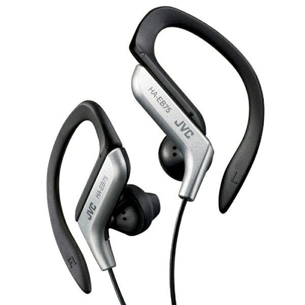 迪特軍3C:【迪特軍3C】JVCEB75B運動耳機銀SKMJVC-HA-EB75BS